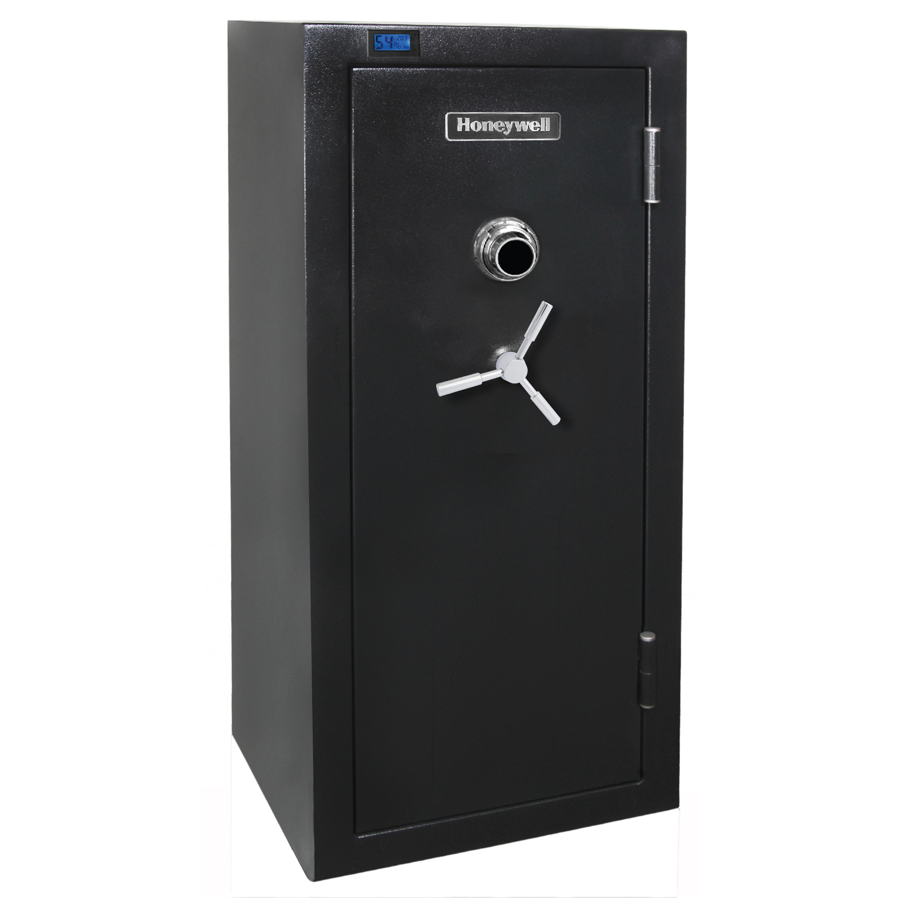 18 Gun Executive Safe, Combination Dial, Climate Monitor