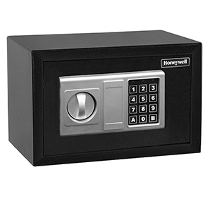 Digital Steel Security Safe