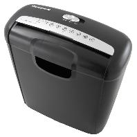 6 Sheet Strip Cut Paper Shredder